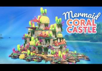 ▷ Mermaid Coral Castle par Simproved