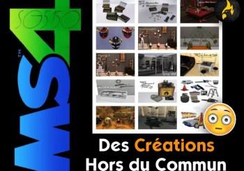 ▷ SG5150, Un Créateur de Contenus Personnalisés hors du Commun !