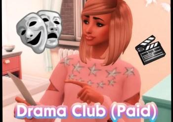 ▷ Club de Théâtre Rémunéré par MSQSims