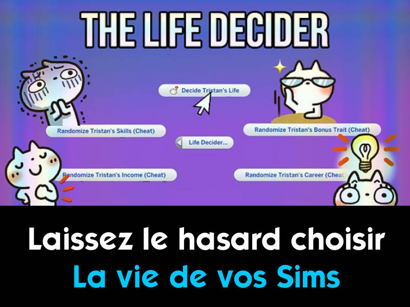 ▷ The Life Decider par KawaiiStacie