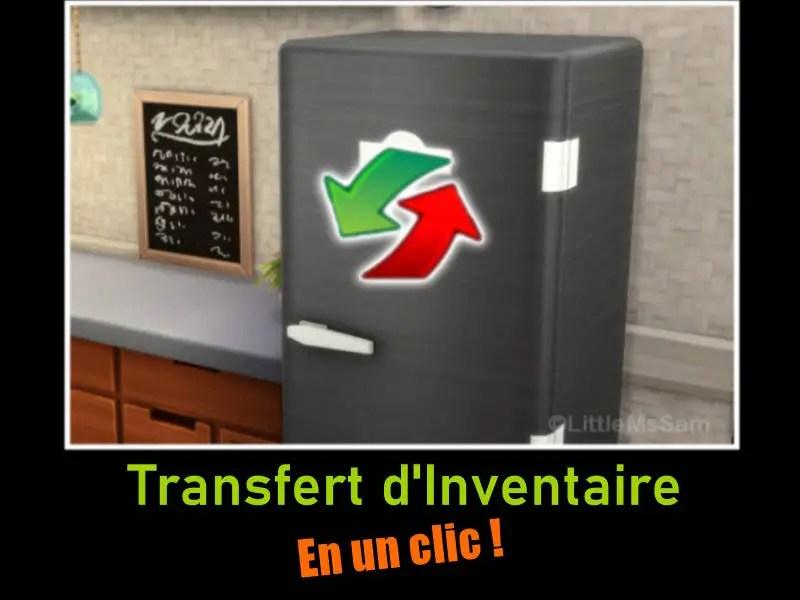 ▷ Transfert d'Inventaire par LittleMsSam
