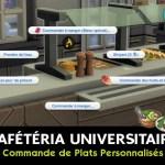 ▷ Cafétéria Universitaire par Icemunmun