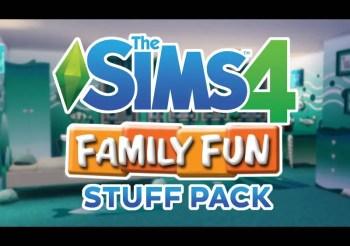 ▷ Family Fun Stuff Pack par Simsi45