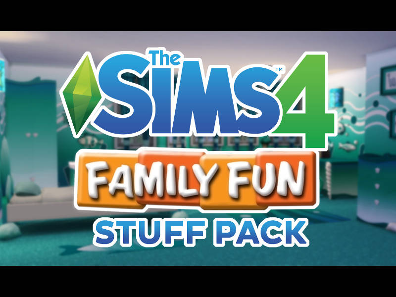 ▷ Family Fun Stuff Pack par Simsi45