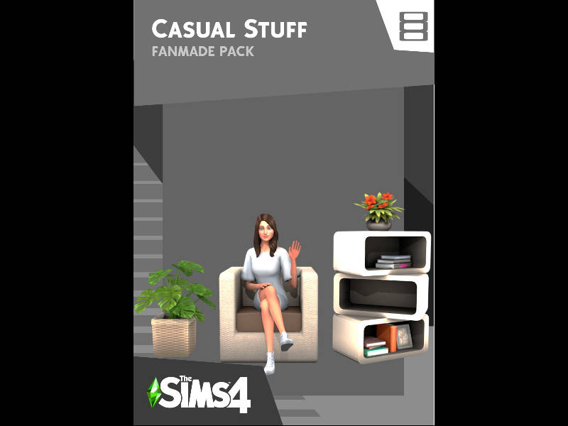 ▷ Casual Stuff Fan Made Pack