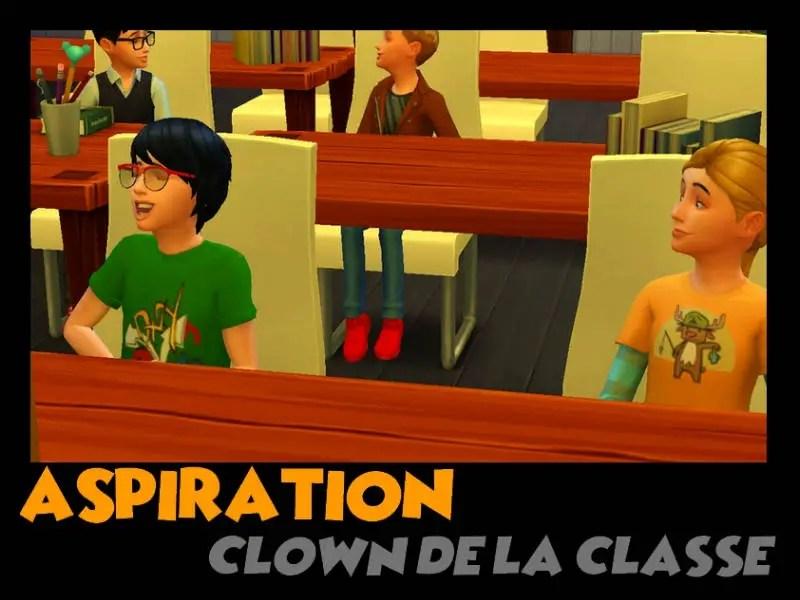 aspiration clown sims 4 mod