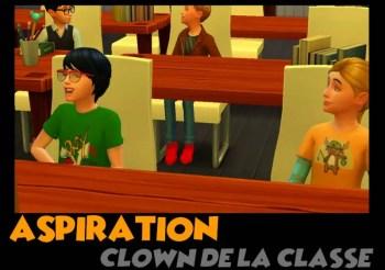 ▷ Aspiration Clown de La Classe par Scumbumbo