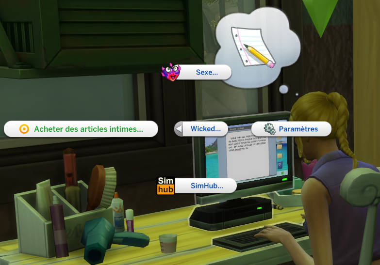 wickedwhims sims 4