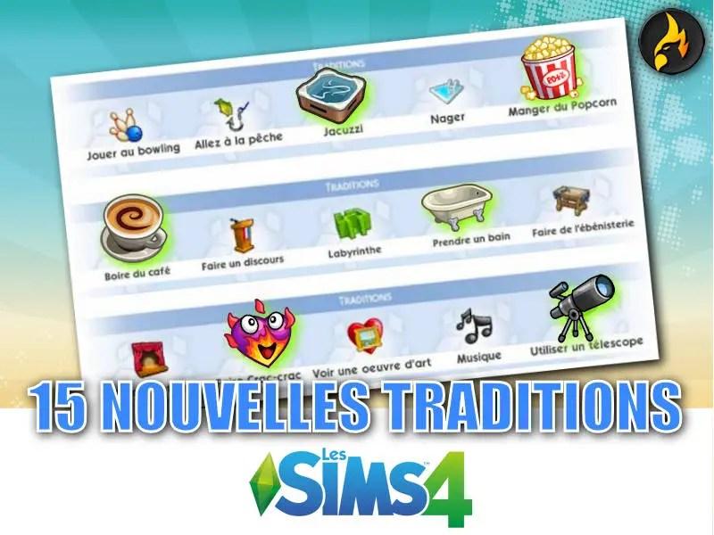 traditions sims 4 kiara