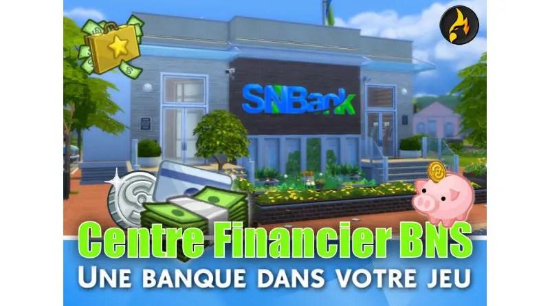 mod banque sims 4