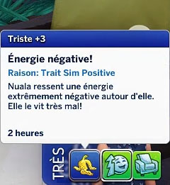 sims positive buff energie