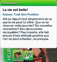 sims positive buff