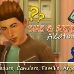 Mod SMS et appels Sims 4
