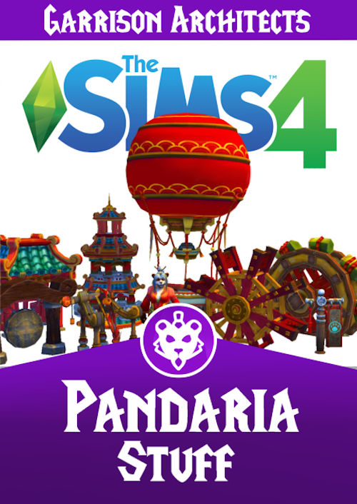 pack pandarie world of warcraft sims 4