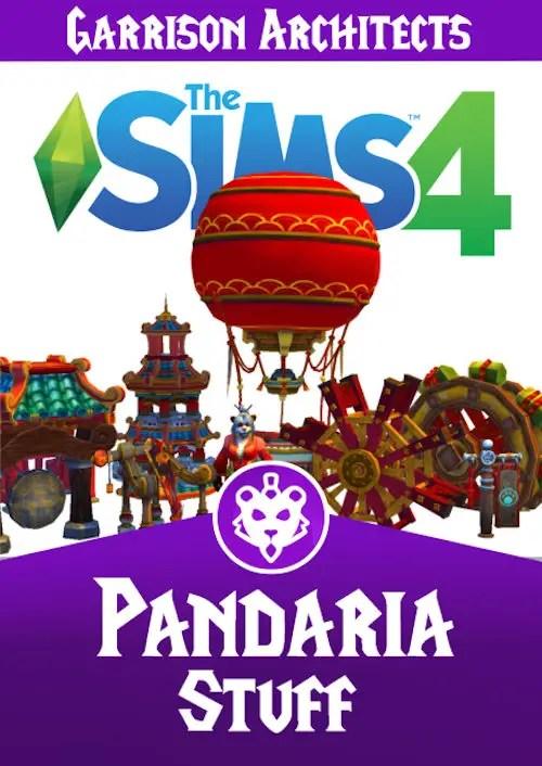 pack pandarie world of warcraft sims 4