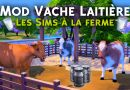 mod ferme Sims 4