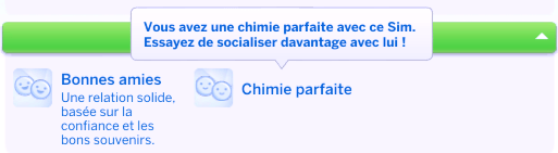 mod chimie relation sims 4