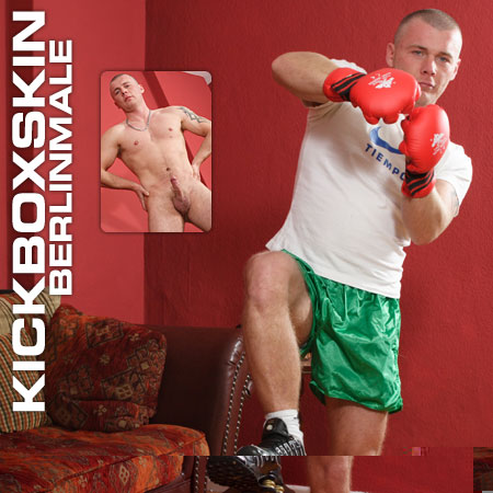 berlin_male_kick_box_skin_scruffy_hunk_jerking_cum_small_cock_sperm