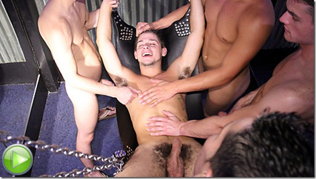 Straight boys visitng gay saunas 1