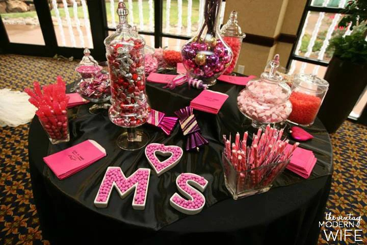 Valentines Day Candy Buffets Blog