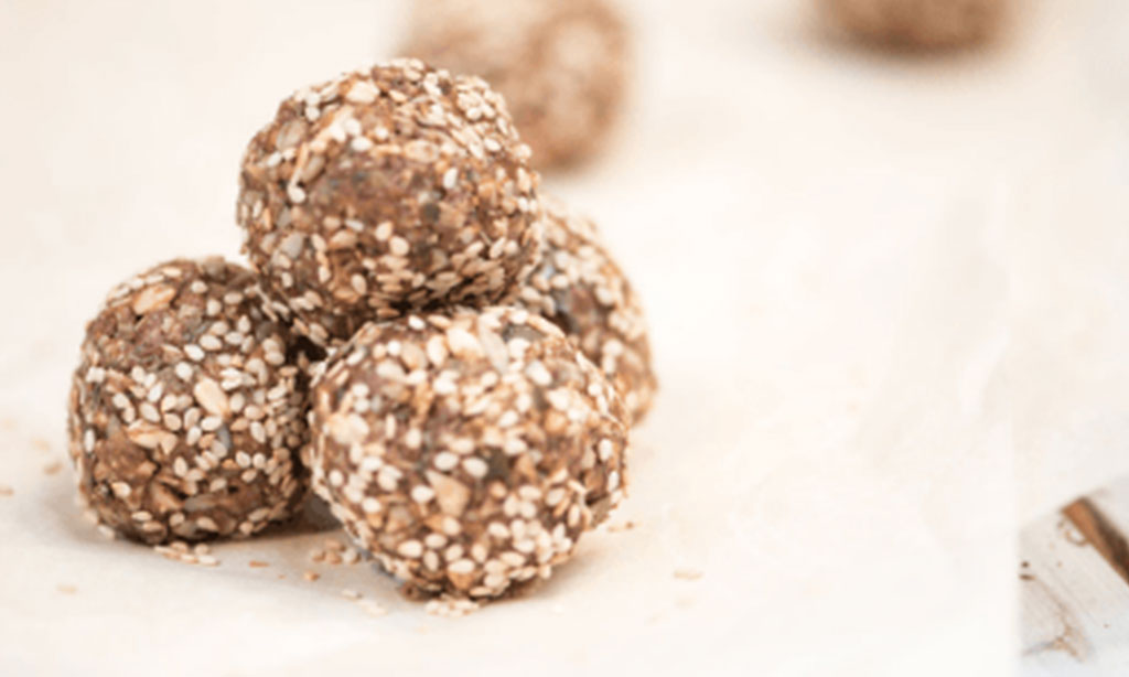 Raw Cacao Powerballs