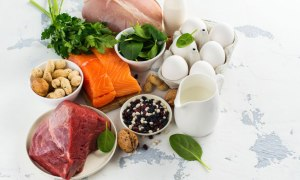 Protein: A Food-First Approach