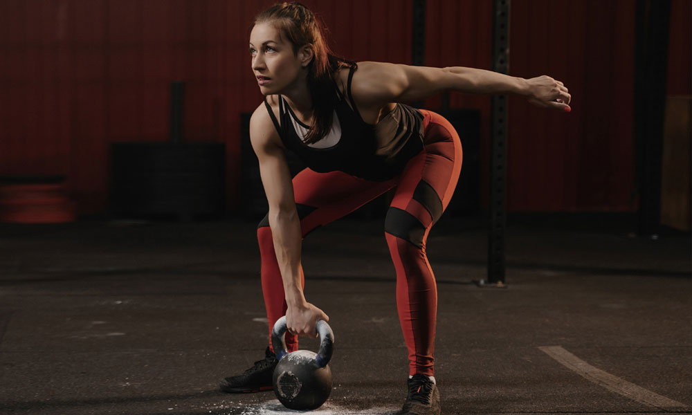 KETTLEBELL TRAINING AND THE MASTERY OF MOVEMENT WITH SHAWN MOZEN