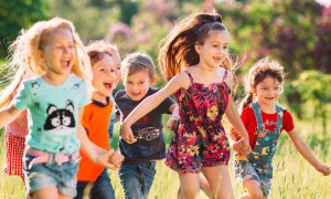The Opportunity in Kids Fitness