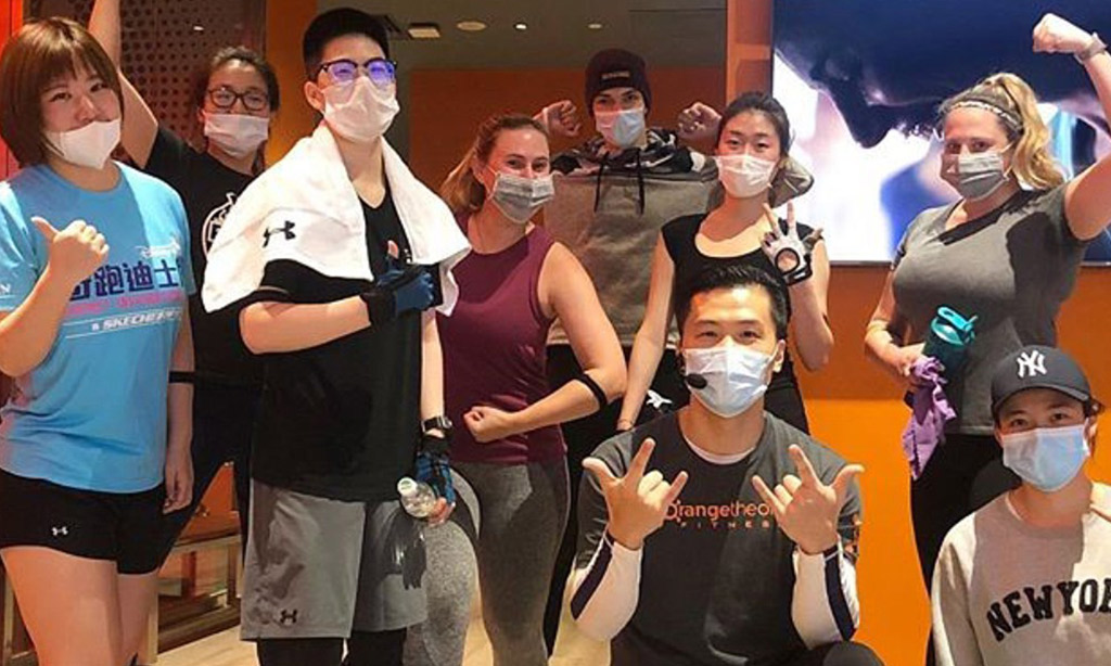 Back to Base: Orangetheory® Safe Re-opening Strategy