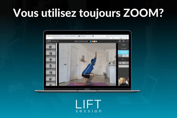 LIFT session - French Ad