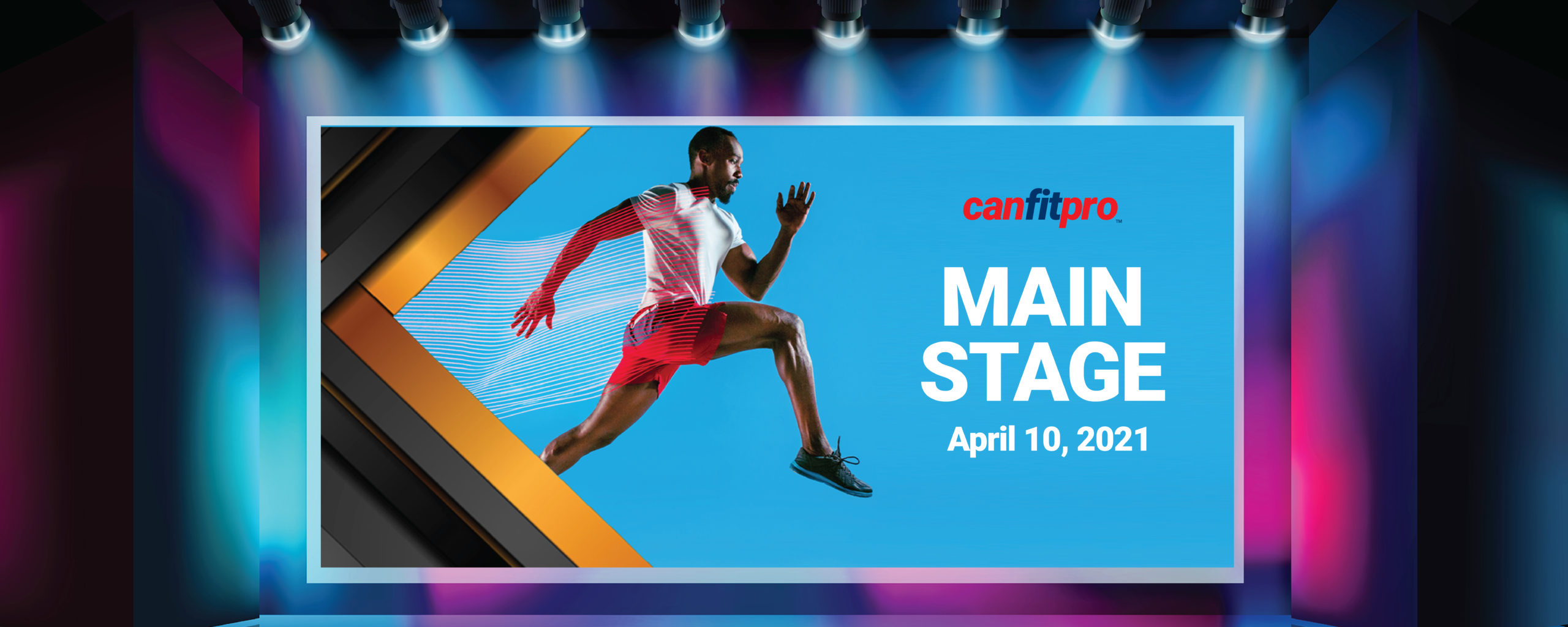 canfitpro main stage