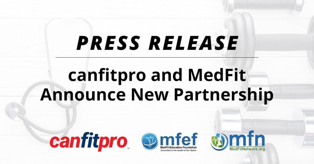 cfp MedFit press release feature