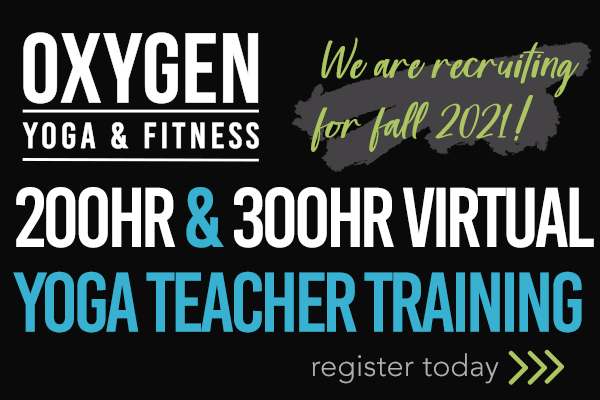 Oxygen mobile ad banner