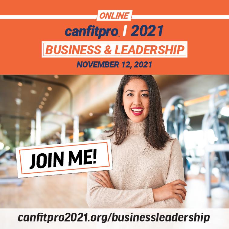 Business Leadership - Social media tile