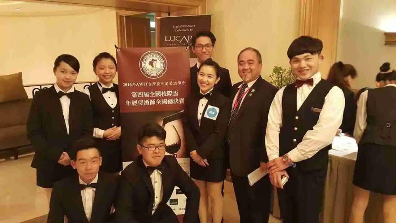出走,永不嫌晚 ─ 從台灣到維也納,我的國際廚師與國際侍酒師職涯