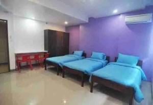 菲律賓cella - uni triple room