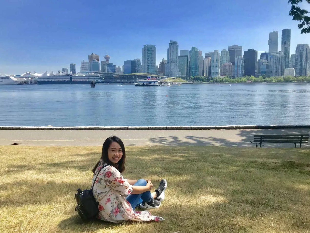 加拿大CICCC學生心得分享 – 阿兔 (溫哥華必來史丹利公園)