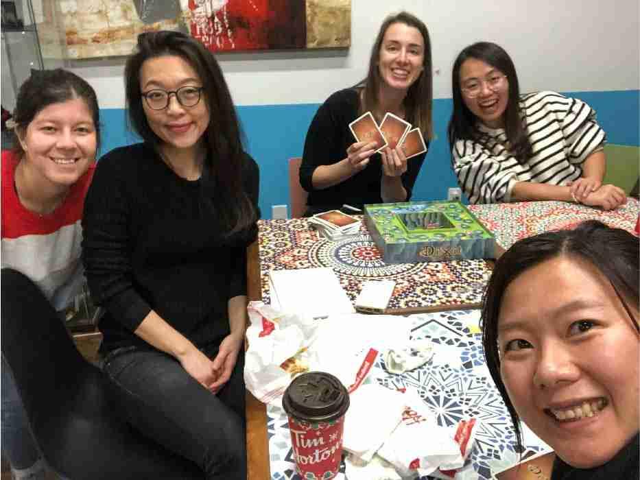 加拿大CICCC學生心得分享 – 阿兔 (階段性的生活小分享)