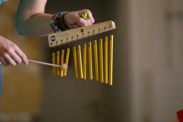 detalle de un instrumento