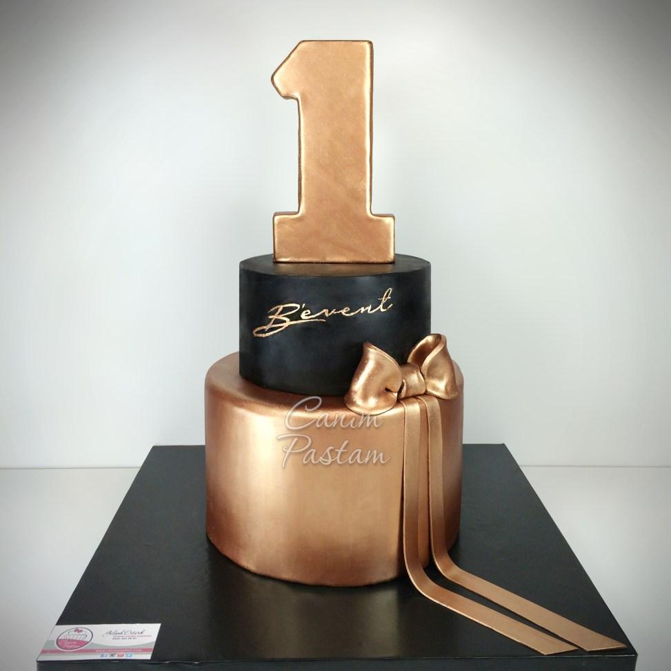 Bevent Organizasyon Başak Bozkurt Corporation Cake First Year