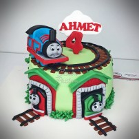 Thomas Cake Thomas and friends cake