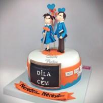 PST 06.2013 Dila&Cem - SozPastası
