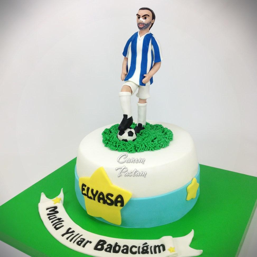 Football Cake Soccer Cake