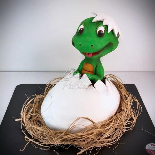 Dinosour cake