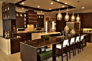 Palazzo Lago Custom Home - Kitchen 3