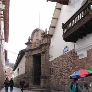 Cusco, Peru - Architecture