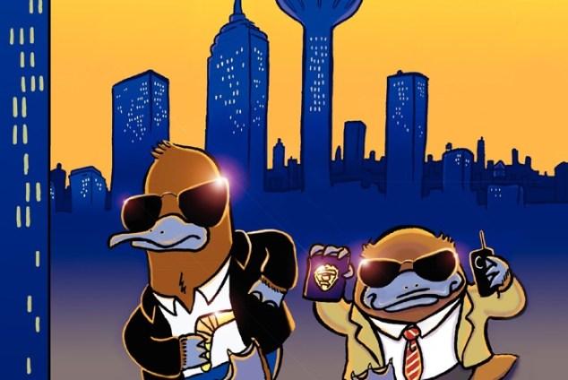 Platypus Police Squad para Canino