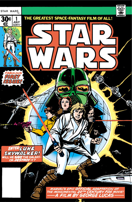 Star Wars 1 Marvel Comics Canino