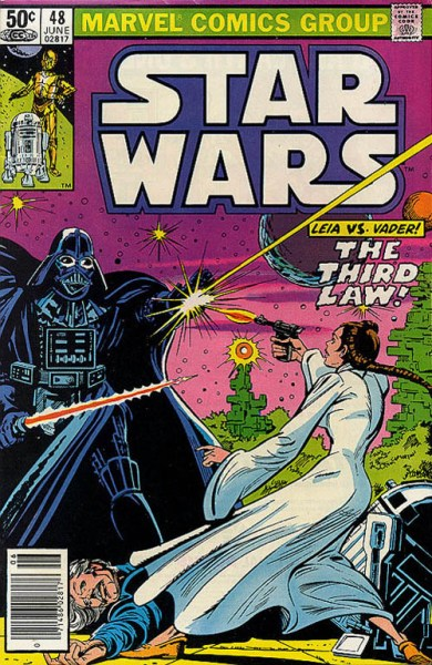 Star Wars 48 Marvel Comics Canino