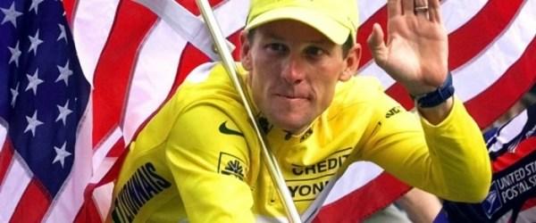 Armstrong en sus años de gloria.